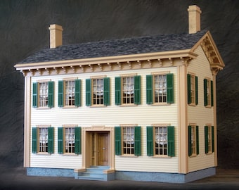 Lincoln-Springfield Dollhouse Real Good Toys