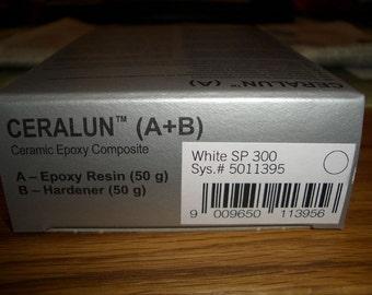 Sale 25%-Swarovski CeralunTM-White-2x 50gr