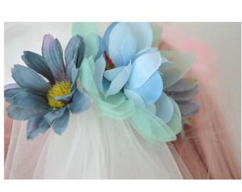 Flower Veil Siren
