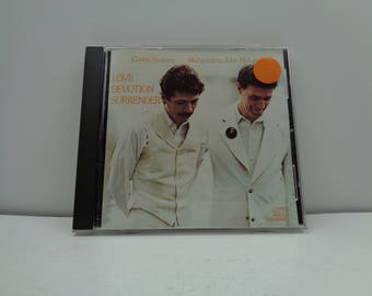 Carlos Santana Love Devotion Surrender CD