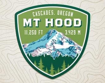 Mt. Hood Decal Sticker
