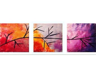 Colourful Branches