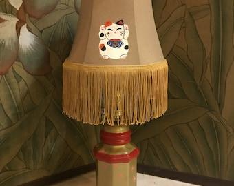 Maneki Neko Lamp
