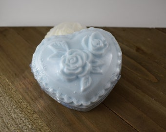 Heart and Roses Love Spell Soap Approximately 5 oz