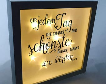 Bright-line frame, 3D frames, Shadowbox, wedding gift, gift for friends.