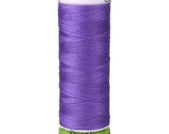 Hydrangea Purple Gutermann Recycled Polyester Thread (GT392)