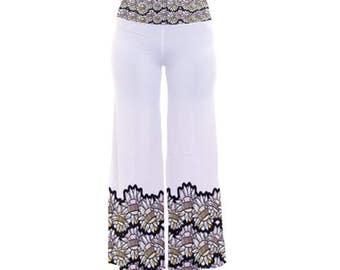 Push the llil daisies WEEN preorder Plazzo Pants