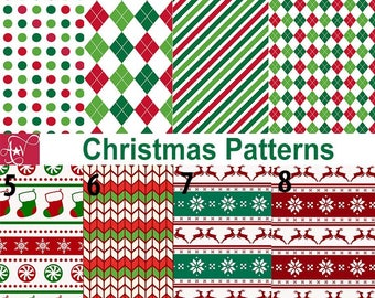 Christmas vinyl, Christmas pattern vinyl, Christmas HTV Vinyl, HTV, Outdoor vinyl,