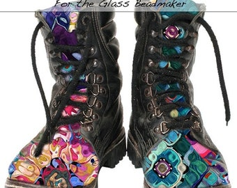 50% OFF Creativity Boot Camp for the Glass Beadmaker -- Kim Neely Lampwork Tutorial e-book