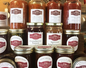 Preserves of the Month Club