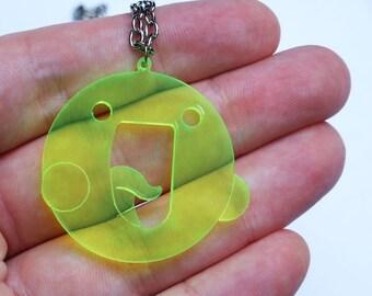 La Necklace Acrylic - Deviantart icon