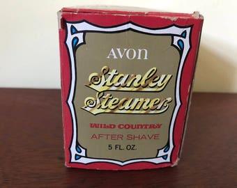 Box for Avon Stanley Steamer Decanter