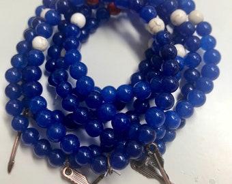 Run Far Blues Bracelet
