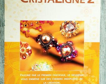 CristaLigne book 2 - making beaded jewelry