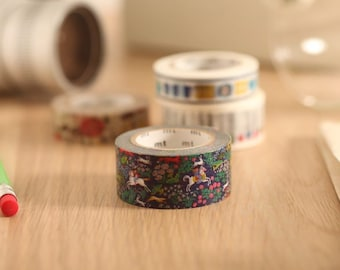 MT Washi Tape Jakten_Tape Japanese Masking Tape MT Nodic Countries Series | mt x Almedahls (MTALME04)