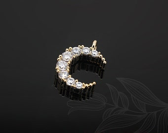 E861-20pcs-Gold Plated
