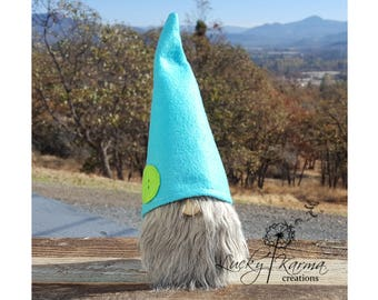 Unique Handmade mini Gnomes - Nisse - Tomte- Stuffed Gnomes - Christmas Gnome - Holiday Elf - Stocking Stuffer Holiday Decor Gnomes Elves