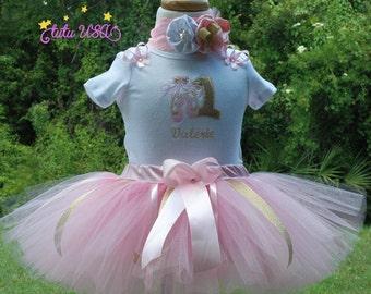 Ballerina 1st birthday girl  outfit,1st Birthday Ballerina Outfit,1st birthday girl outfit,ballet slippers,cake smash,personalized,tutu