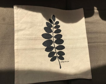 Pillow cover Leaf