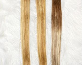 Tape in Hair Extensions 100% Human Hair European