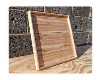 Blank Cedar Frames, Cedar Wood Canvas, Wood for Frames, Wood Canvas Frame, Unfinished Wood Frames, Wood Crafts Supplies, DIY Wood Frames