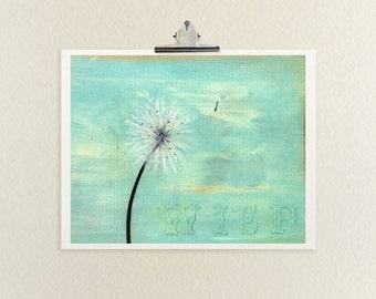 Home Decor Wall Art Affordable Fine Art Print // Wish// Fine Art Reproduction Giclee Print