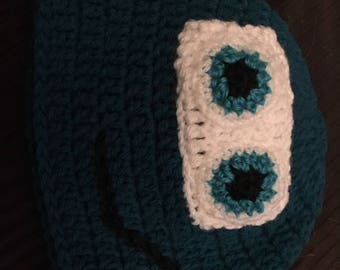 Childs crochet hat