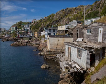 Photo of The Battery, St. John's, Newfoundland and Labrador
