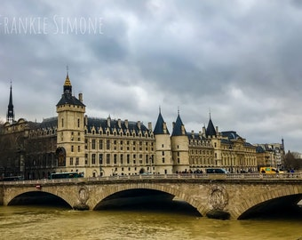 Seine River;Paris;Paris Photography;France;France Photography;Paris Decor;France Decor;Photography;Print;Wall Art;Printable;Digital Download