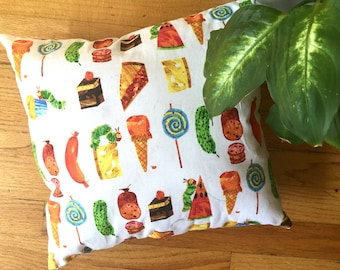 The Very Hungry Cater-Pillow