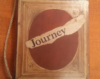Journey-Altered Book