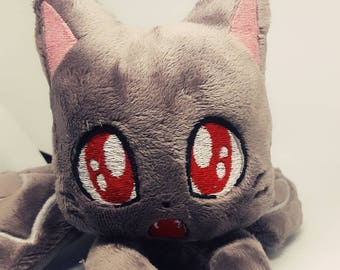 Bat Cat Plush