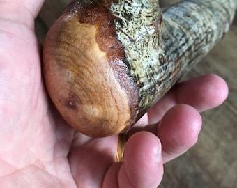 35 inch Rowan Tree Walking Stick - Irish Mountain Ash - Shillelagh