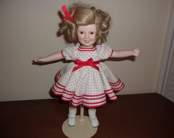 Shirley Temple Doll - 1986 - No. M-81