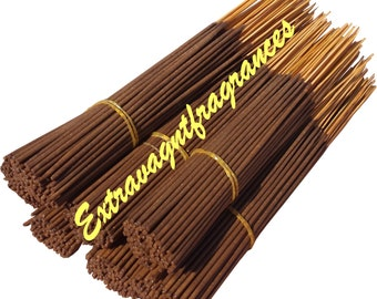 900 - 1000 Charcoal Incense Sticks Wholesale Incense Sticks = 10 bundles - 85-100 per bundle