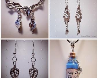 Lady Leaf Jewelry
