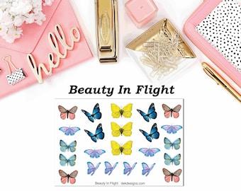 Beauty in Flight//EC//Hp classic, large mini
