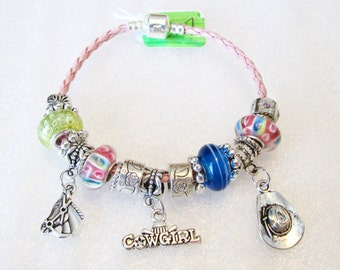1207 - Cowgirl Up Bracelet