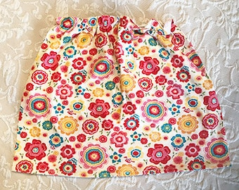 Child's Fanciful Cute-n-comfy skirt