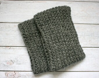 Boot Cuffs // Various Colors