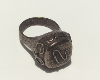 Dom Seal Ring