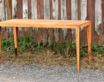 The Sophisticate Slim Line Parsons Table