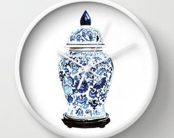 GINGER JAR no.4 CLOCK