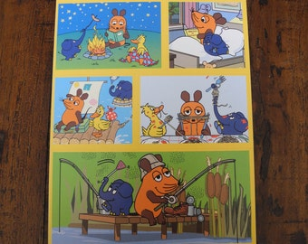 Die Maus stickers