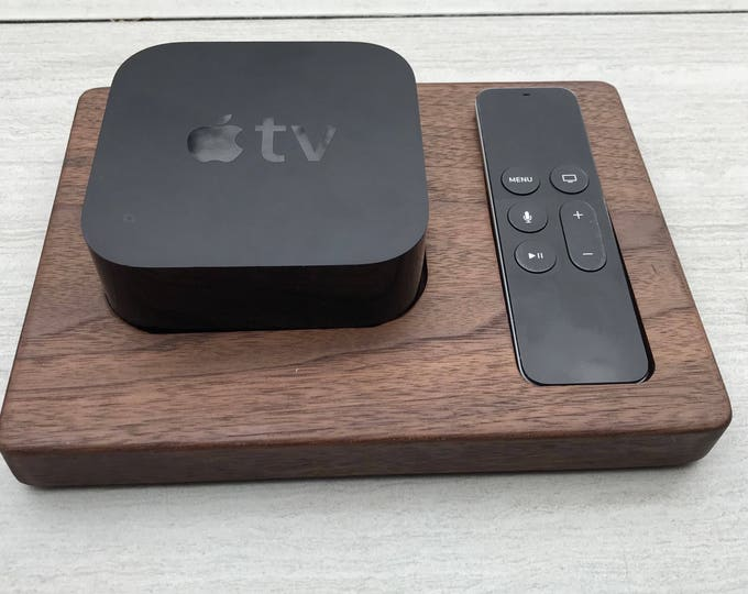 Apple TV / Remote Holder