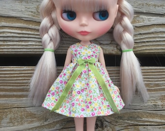 Springtime Blythe Dress