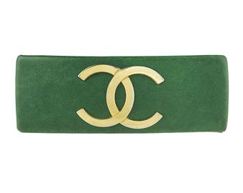Chanel Barrette Hairslide