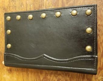Leather Memo Book