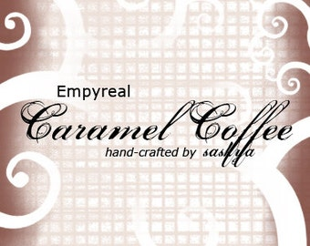 Empyreal Lip Balm - Caramel Coffee - 1 pack of 5