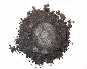 Mineral Eye Shadow SOFT BLACK - 3 Grams or 5 Grams